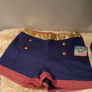Wonder Woman Shorts